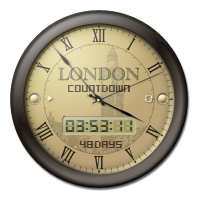 London Clock Countdown